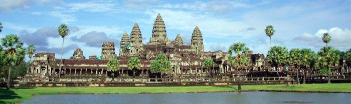 Cambodia travel health guide