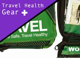 travel health gear